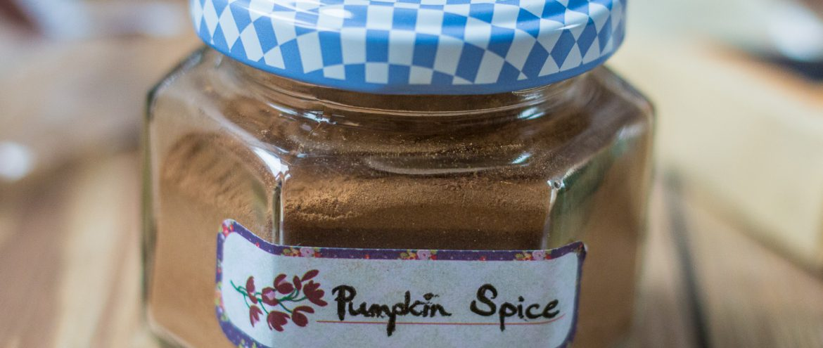 Pumpkin (Pie) Spice